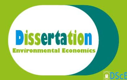 Dissertation environmental economics